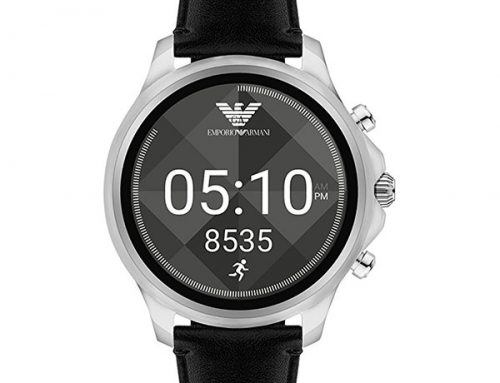 Emporio Armani Smartwatch Touchscreen Connected 5003