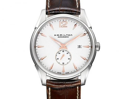 Hamilton Jazzmaster Small Second H38655515